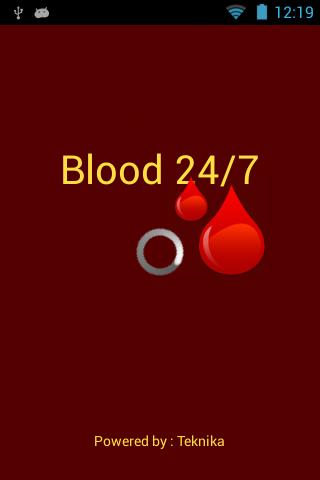 Blood 24 7