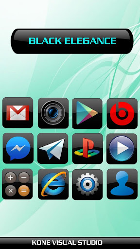 ICON PACK ELEGANCE THEME