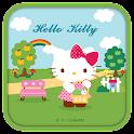 Hello Kitty Apple Theme icon