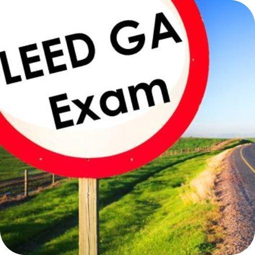 LEED GA Exam by 100Questions LOGO-APP點子