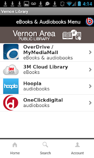Vernon Area Public Library- screenshot thumbnail