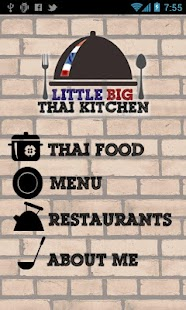 Little Big Thai Kitchen - screenshot thumbnail