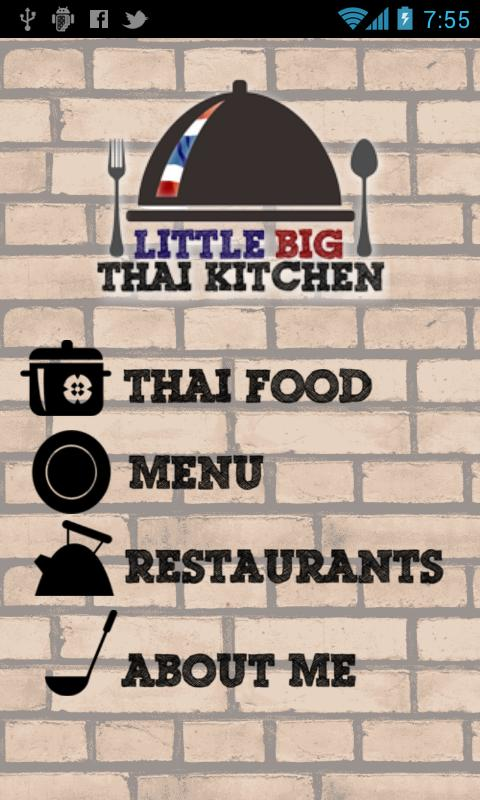 Little Big Thai Kitchen - screenshot