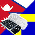 Nepali Swedish Dictionary icon