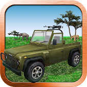 4x4 Safari Race: Poacher Hunt+