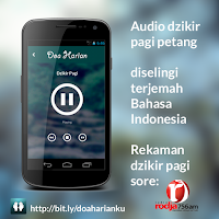 Screenshot of Doa Doa Harian Sesuai Sunnah
