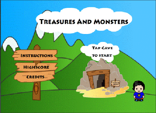 Treasures and Monsters 1.0.0 screenshots 4