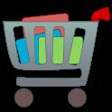 Keep shopping icon