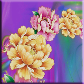 Asian Flower Wallpaper Free