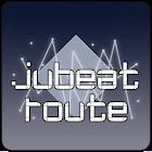Jubeat Route icon
