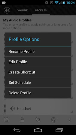 AudioManager 4.1.3 screenshot 277863