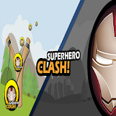Angry Super Hero Clash