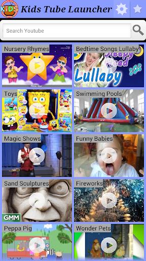 Kids Tube Launcher