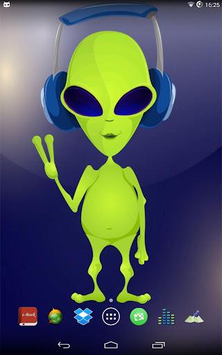 舞蹈外星人