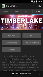 Timberlake Church - screenshot thumbnail