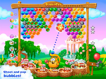 Bubble Cat Adventures - screenshot thumbnail