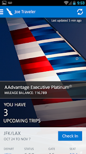 American Airlines - screenshot thumbnail