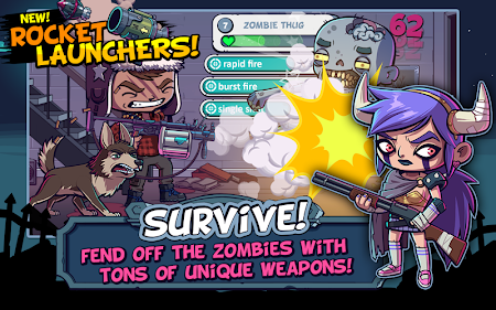 ZOMBIES ATE MY FRIENDS 2.1.1 screenshot 16996