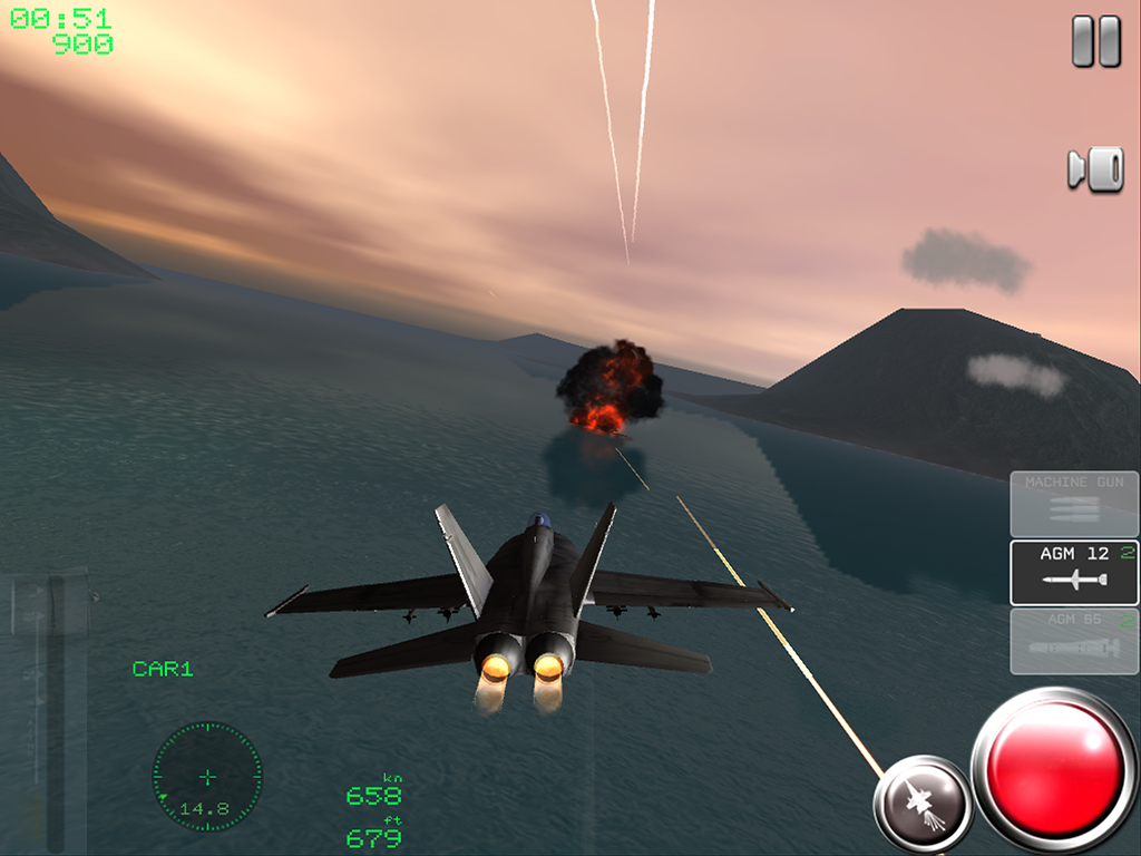 Air Navy Fighters - screenshot