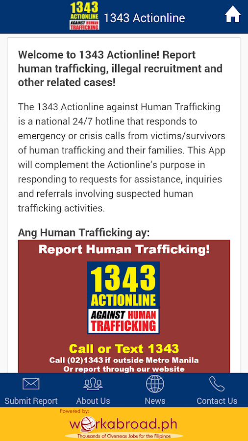 1343 Actionline- screenshot
