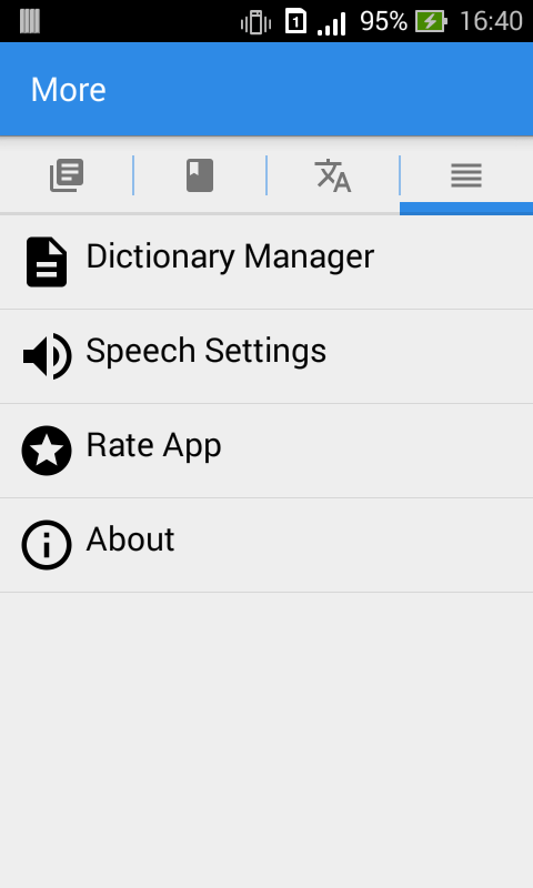 how to set dictionary app to english macbook