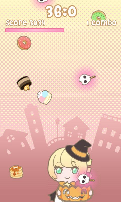 Candy Falls! Free - screenshot