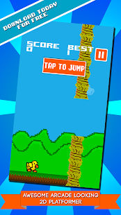 Flappy Duck - screenshot thumbnail