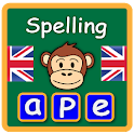 English vocabulary & spelling. icon