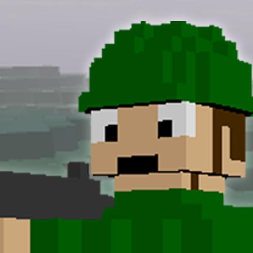 Block Warfare LOGO-APP點子