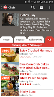 Food Network In the Kitchen- screenshot thumbnail