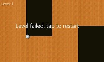 Screenshot of Scary Maze Free