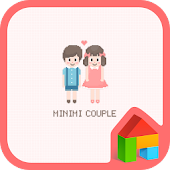 Mini-Me dodol launcher theme