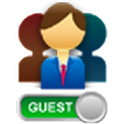 Guest mode icon