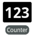 Widget Counter icon