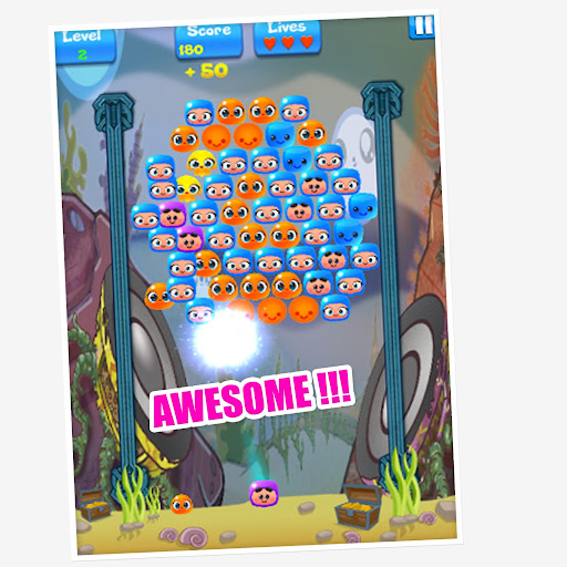 Bubble Shooter Game 2014