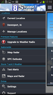 Storm Track 8 Weather - screenshot thumbnail