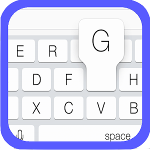 iPhone 5s Keyboard iOS 7 Android App