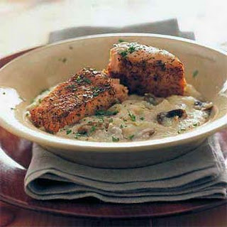 Salmon And Grits Recipes.
