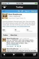 Screenshot of Dixie Roadhouse