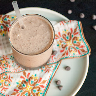 Oaxaca Chocolate Banana Smoothie.