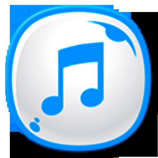 音乐下载器 LOGO-APP點子