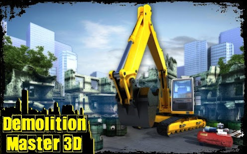Demolition Master 3D - screenshot thumbnail