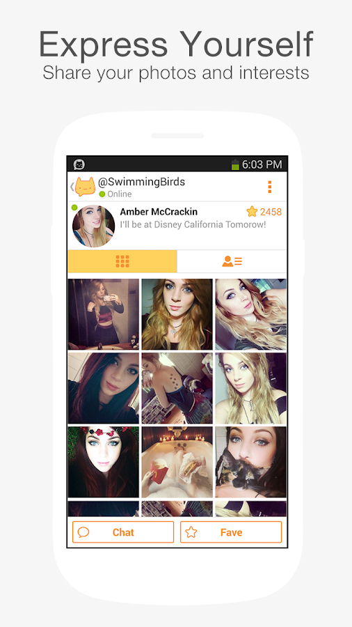 MeowChat - screenshot