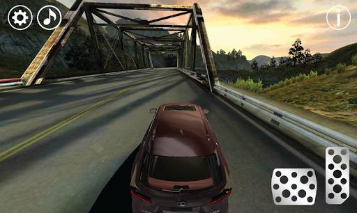 Lexus NX Test Drive