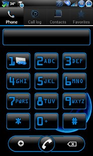 EpicBlue Theme CM7 (FREE) - screenshot thumbnail