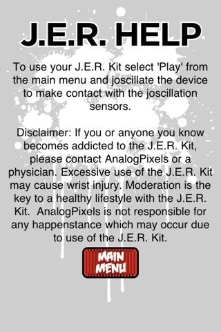 J.E.R. Kit- screenshot