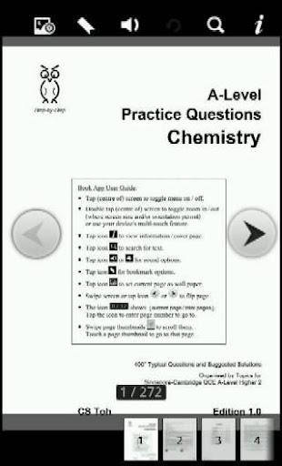 AL Practice Qs Chemistry H2