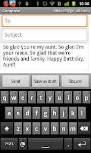 Birthday Messages screenshot 6