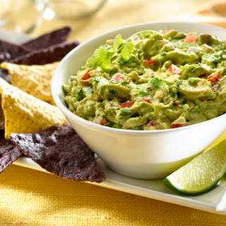 Creamy Chipotle Avocado Dip.