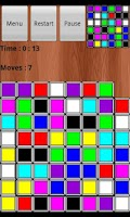 Screenshot of Color Puzzle